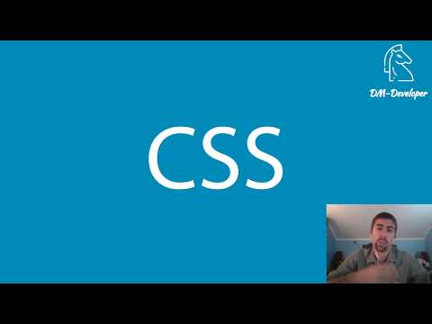 CSS Tutorial - Text Effects, Icons and Links Style - Part 7 thumbnail