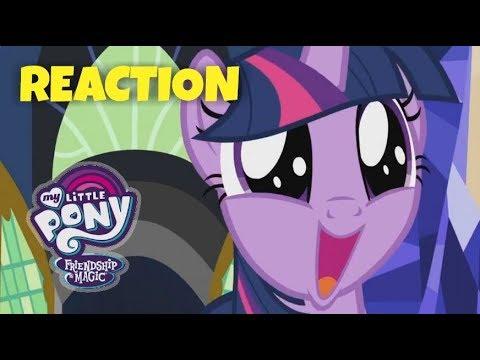 My Little Pony: FIM - Season 7 Finale - Reaction