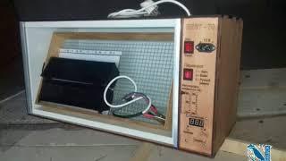 Инкубатор автоматический для всех видов яиц Бест 70