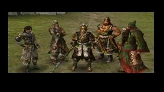 Dynasty Warriors 4: XL - Legend of Ma Chao - Battle of Jia Meng Gate