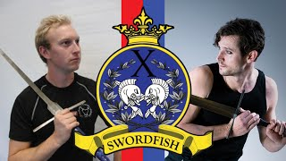 HEMA | Dennis Ljungqvist vs Anders Linnard | Swordfish 2015 Open Longsword