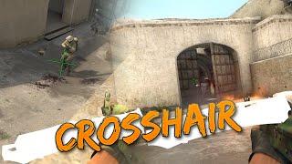change csgo crosshair to dot