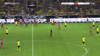 20130727 德國超級杯 多蒙特4-2拜仁 Dortmund 4-2 Bayern 2nd HALF HD .