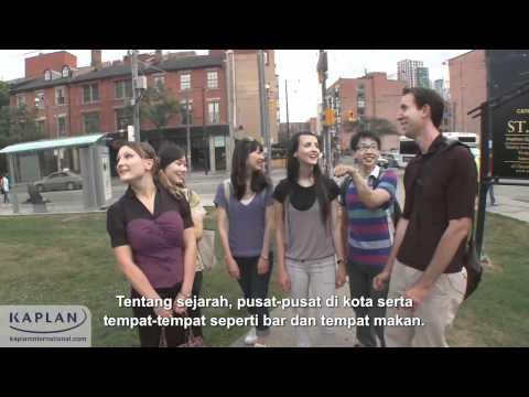Sekolah Bahasa Inggris di Toronto | Kaplan International Colleges