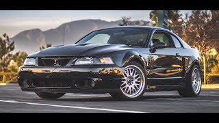 Фото с обложки Evolving 2004 Mustang Cobra - One Take