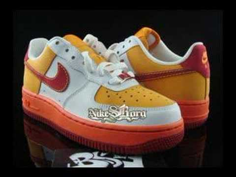 Nelly: Air Force Ones NIKE