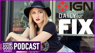 EA Cancels STAR WARS?! With Special Guest Naomi Kyle - What
