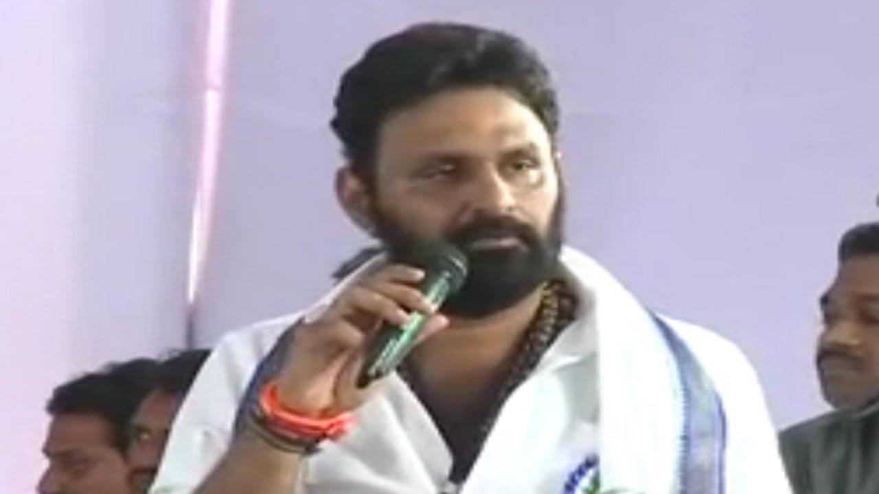 Ysrcp Mla Kodali Nani Speech At Ysrcp Extensive Meeting In Vijayawada -  Youtube