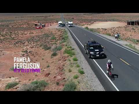 2019 Race Across America Solo Highlights Monument Valley To Mexican Hat