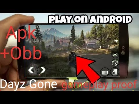 How To Download Days gone Apk+Obb Android And IOS Devices  #Smartphone #Android