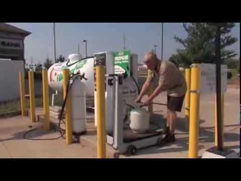 Dispensing Propane Safely