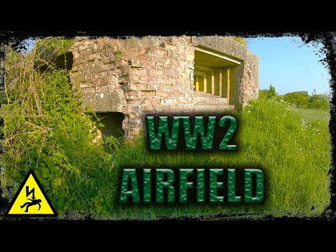 Makro Kruzer - Abandoned WW2 Airfield