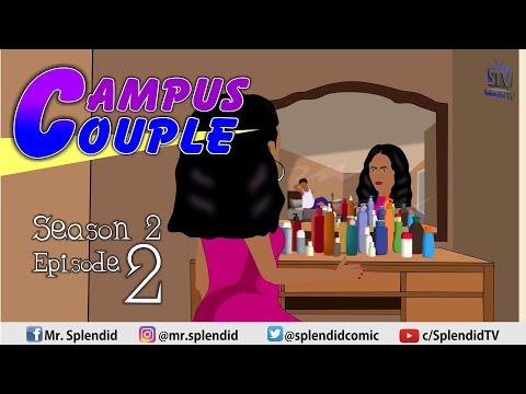 CAMPUS COUPLE S2 EP2 (Splendid TV) (Splendid Cartoon)