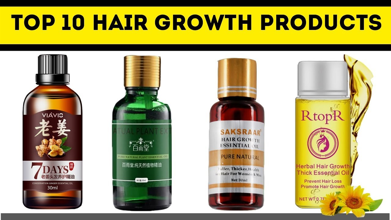 5 Easy Facts About Hair Growth Products Described