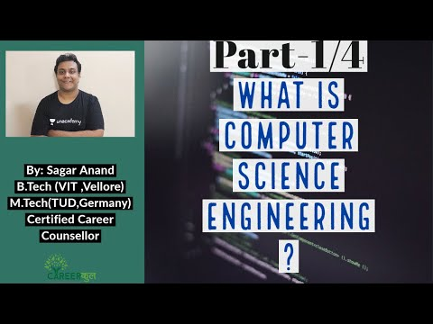 What is Computer Science Engineering ? | Part 1 | Hindi | Studies Companies and Jobs