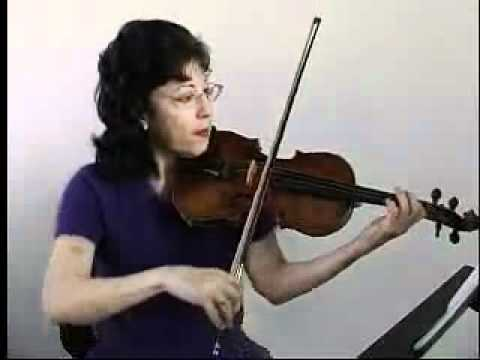 Violin Song Lesson - How To Play Malaguena