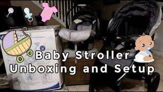 Preparing to be Parents👩🍼 - Chicco Bravo Stroller🛠