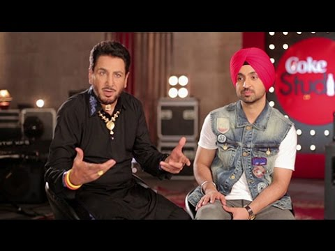Gurdas Maan & Diljit Dosanjh - Producer Profile - Coke Studio@MTV Season 4