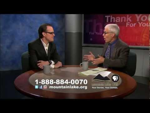 Joe Bonamassa on is relationship with PBS - Mountain Lake PBS Break #1