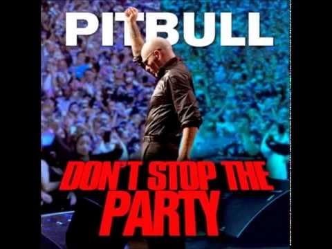 Pitbull   Don't Stop The Party instrumental) feat TJR DJ RAFY