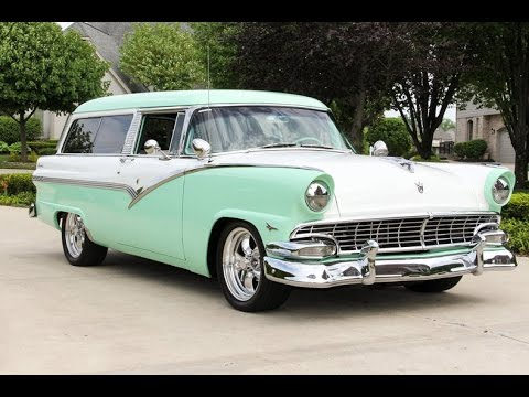 1956 Ford Parklane Wagon For Sale