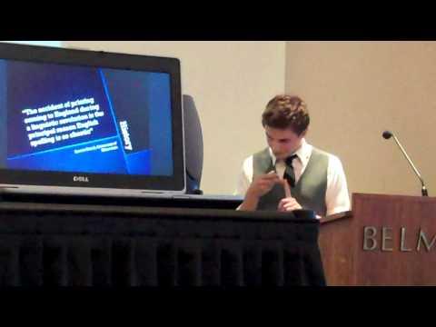 Informative Speech: Communication through Technology