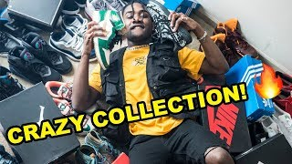 Shoe Collection| My ENTIRE Sneaker Collection! (So Far)2018