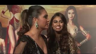 Lara Dutta At Red Carpet Of Miss Diva 2017   DesiTVbox.MS