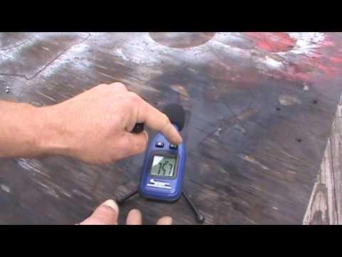 Review Of BAFX 3370 Sound Meter
