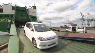 The Importation Process of Used Japanese Vehicles
