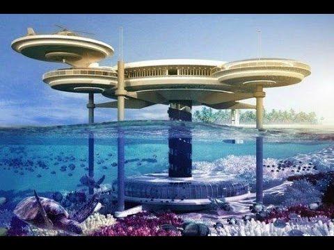 Подводный дом дубай как продать недвижимость за границей