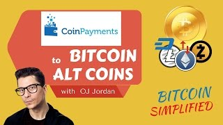 Multi Alt Coins Wallet with instant inside exchange Bitcoin and Fiat currencies Coinpayments