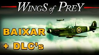 WINGS OF PREY BAIXAR E INSTALAR + DLC