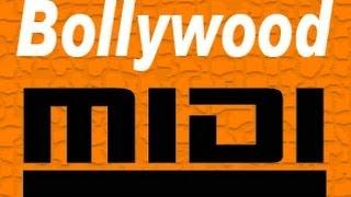 Mera Yaar Hai Bollywood MIDI   Javed Bashir bhaag milkha bhaag