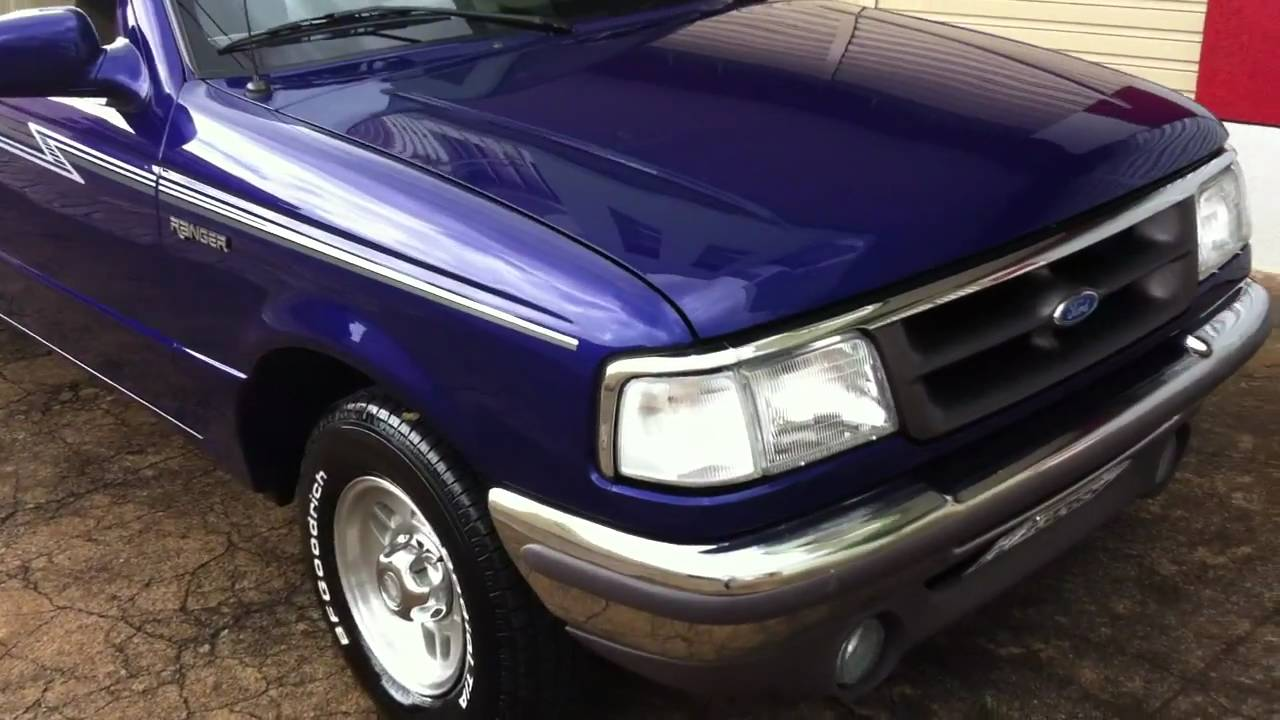 Ford Ranger Stx 4 0 V6 1997 Youtube