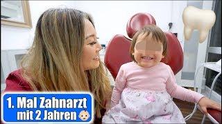 Elisas 1. Mal beim Zahnarzt 😬 Zahnreinigung bei Kindern | Ingwer Zitronen Sirup kochen | Mamiseelen