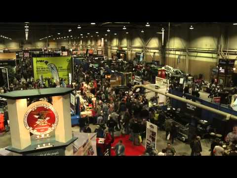 The Great American Outdoor Show, Harrisburg PA By FirearmPop