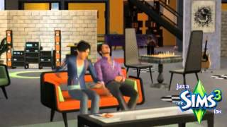 The Sims 3 - High-End Loft Stuff (Official Trailer)