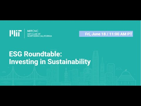 ESG Roundtable: Investing in Sustainability