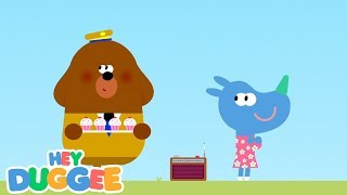 The Big Day Out Badge - Hey Duggee Series 3 - Hey Duggee