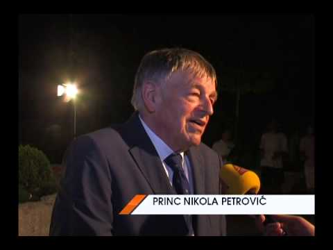 Porto Montenegro and  Petrovic Njegos Foundation art event  , August 2014