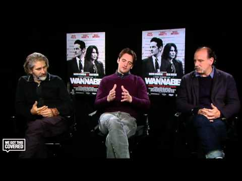 Exclusive : Michael Imperioli, Vincent Piazza and Nick Sandow Talk The Wannabe HD