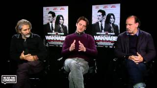 Exclusive Interview: Michael Imperioli, Vincent Piazza and Nick Sandow Talk The Wannabe [HD]