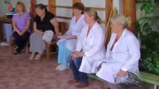 Урок нео-физкультуры в зале ЛФК на Вербицкого 3
