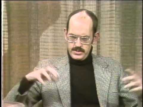 Frank Oz  the voice of Cookie Monster and Grover: CBC Archives  CBC