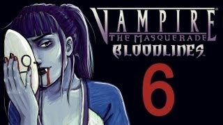 Cry Plays: Vampire: The Masquerade - Bloodlines [P6]