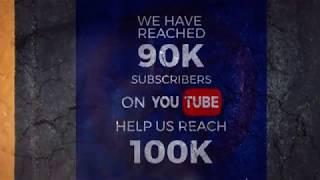 Help Us Reach 100,000 Subscribers!