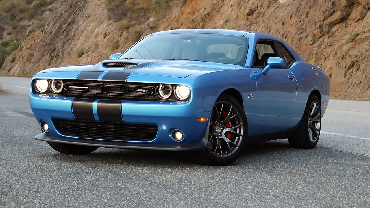 2016 Dodge Challenger Srt 392 Review Youtube