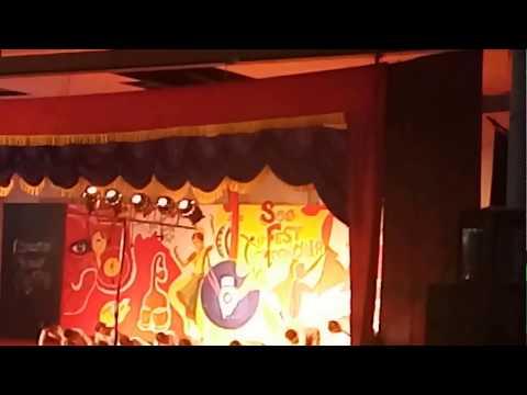Rocking dance performance @Vipanchika...