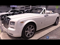2017 Rolls-Royce Phantom Drophead Coupé - Exterior, Interior Walkaround - 2017 Chicago Auto Show